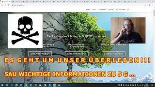 Trailer: SAU WICHTIGE INFORMATIONEN ZU/ÜBER 5G ...