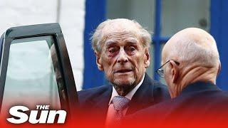 Prince Philip 98 Jahre alt - aus Klinik entlassen