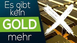 Panik bei GOLD: Kauf nicht möglich!
