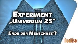 "Ende der Menschheit? Das Experiment ""Universum 25"" - NuoStory #1"