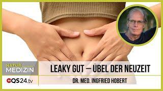 Leaky Gut – Übel der Neuzeit | Dr. med. Ingfried Hobert | NaturMEDIZIN | QS24 13.07.2020