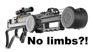 """Review: The 2,000 $  """"Lancehead F1"""" Limbless Crossbow"""