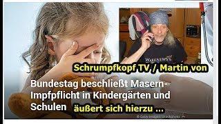 Trailer: Schrumpfkopf TV / Martin von zu dem Impfzwangterror ...