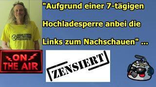 """""""Links für Euch nach 1 Woche yt-Sperre"""" ..."""