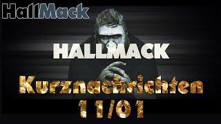 HallMack Kurznachrichten 11/01