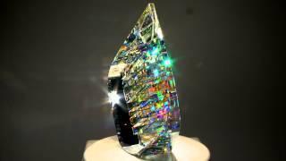 Glas-Künstler schafft unglaubliche Skulpturen