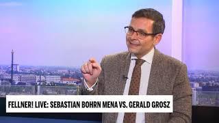 Der indirekte Testzwang und seine Verfassungswidrigkeit - Gerald Grosz in Fellner Live oe24.tv