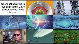 Connection between spraying our skies with heavy metals, chemtrails, and 5G technology
