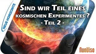 Planet Erde - Das Experiment des Universums? Teil 2 - Barbara Thielmann