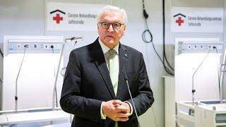 Walter Steinmeier hat die Zensur aufgehoben und die Meinungsfreiheit wieder eingeführt in der BRD !!