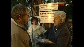 Polizeieinsatz gegen Bürgermeisterin Doris Groger in Briesensee - GG Artikel 13 & 20