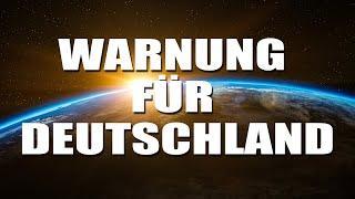 WARNUNG FÜR DEUTSCHLAND - TERRORWARNUNG!