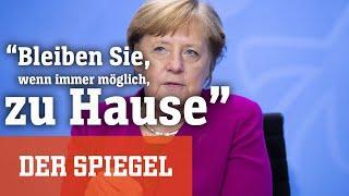 """""""Die SED Kreisleitung informiert"""" Dramatischer Appell der Kanzlerin"""
