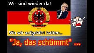 """""""Nächste Runde zum Untergang!!!"""" ..."""