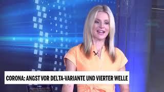 """""""Impfen oder Freiheit"""" - Die Erpressung Söders. Gerald Grosz im Live Interview mit oe24.tv"""