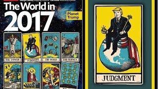 Trump World - Economist Magazin 2017 Cover - Erklärung von Alexander Wagandt