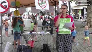 Nationaler 5G Protesttag   Bündnis 5G frei Region 38 in Braunschweig