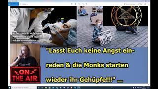 """""""Lasst Euch keine Angst einreden & die FFF-Monks starten wieder ihr Gehüpfe!!!"""" ..."""