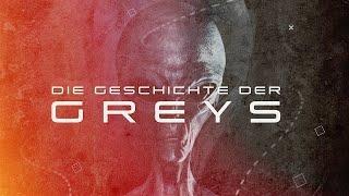 Die Geschichte der Greys - UFO/Alien/Doku/Deutsch/2021/Neu