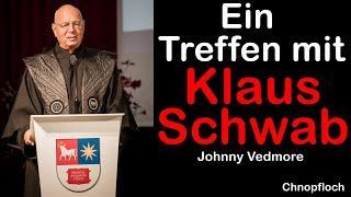 WER ist Klaus Schwab ?  Ein Treffen mit Klaus Schwab - WEF - Doku - Chnopfloch