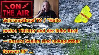 """Trailer: """"Hallo meine Töchter und der liebe Rest — unsere Seelen sind unkaputtbar!!! """" ..."""