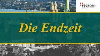 Die Endzeit - Prof. em. Dr. Armin Mauerhofer