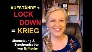 AMAZING POLLY - deutsch - Aufstände und Lockdown - Kriegsführung der 4. Generation