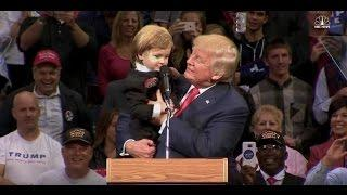 Zur Erinnerung - Donald Trumps wichtige Rede