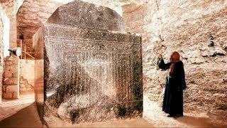 Das größte Geheimnis Ägyptens verbirgt sich unter der Erde