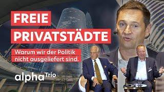 Wir sind der Politik nicht ausgeliefert! - alphaTrio | Markus Krall, Markus Elsässer, Titus Gebel