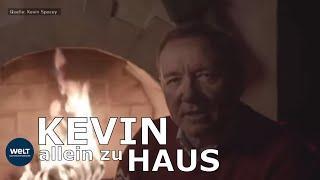 Kevin Spacey meldet sich mit bizarrem Video zurück