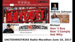 UWS Radio Marathon LIVE Detlev , Michael, Andrew Johnson 20170610