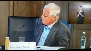 Corona.  Eine Schallende Ohrfeige für die Regierung und Presse von Prof. Peter Dierich
