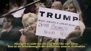 Die wahrscheinlich beste Rede von Trump?