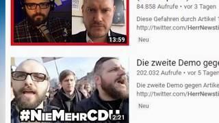 #NieMehrCDU - Jetzt setzt die CDU Menschen unter Druck!