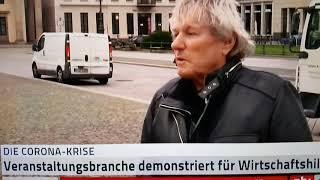 """Bernhard Brink """"Alarmstufe Rot"""" im n tv Interview heute morgen."""