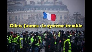 Gilets Jaunes : Le système tremble