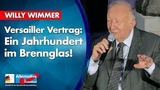 Willy Wimmer bei der AfD-Fraktion zum Versailler Vertrag! - Mit Alexander Gauland & Bernd Baumann