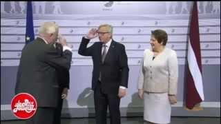 Jean Claude Juncker-Eine Saufnase ist neuer EU-Kommissionspräsident