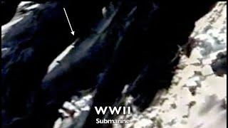 Melting Ice Reveals WWII Submarine in Antarctica!