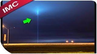 Schweiz, Oklahoma ... Wetterkapriolen, UFOs, seltsame Vorkommnisse