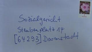 Trailer: Schrumpfkopf TV / Jobcenter-Sozialgericht, also Märchen aus 1001 Nacht