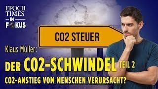 Der größte Teil des CO2-Anstiegs ist vom Menschen überhaupt nicht steuerbar | ET im Fokus