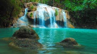 Stressabbau - Relax Music - Background - Piano - Gitarre - Wasserfall