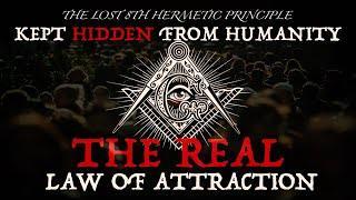 Erkenne die Lüge - EX-Occultist Reveals hidden Knowledge: The Master Key - Law Of Attraction (33rd D