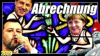 Salvinis Abrechnung mit Conte, Merkel & Macron | Salvinis Kampfansage