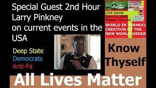 Know Thyself - All Lives Matter - Larry Pinkney on UnitedWeStart