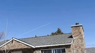 USAF Caught Spraying Chemicals Biological's Over Wyoming For Solar Geoengineering Programs