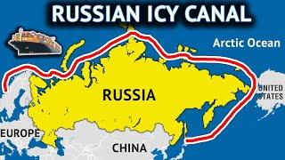 Russia wants to make the Northern Sea Route alternative to the Suez Canal