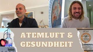 Guido Bierther, ein preisgekrönter Unternehmer informiert über Sauerstoff & Gesundheit